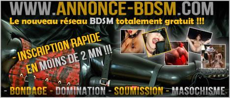 Site de rencontre SM, consultez les annonces BDSM, avec vidéos, tchat-live, entrez déposer vos évenements, soirées bdsm...  site 100% SM FETISH !